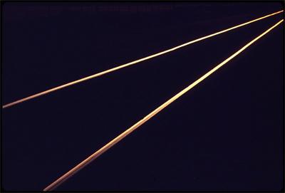 Main line, Atchison Topeka Santa Fe Rail